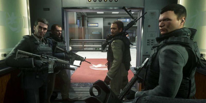 Cod Modern Warfare 2 Remaster No Russian