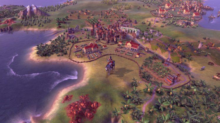 Civilization Vi New Frontier Pass Gran Colombia Simon Bolivar Civilization 6 Comandante General