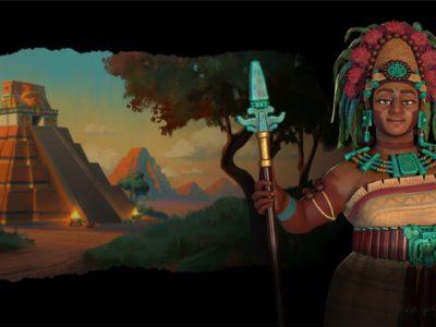 Civilization Vi New Frontier Pass Maya Deity Guide Civilization 6 Mayans Deity