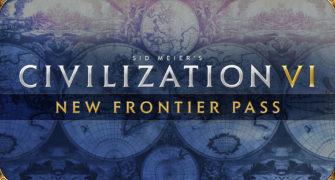 Civilization Vi New Frontier Pass Art Logo Guides And Features Hub Civ 6 Civilization 6