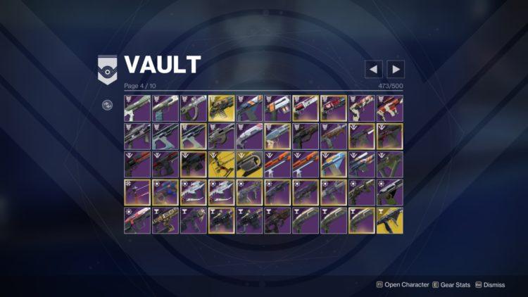 D2 Wepsun Vault