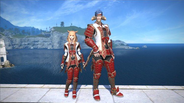 Final Fantasy 14 Final Fantasy 11 crossover event live