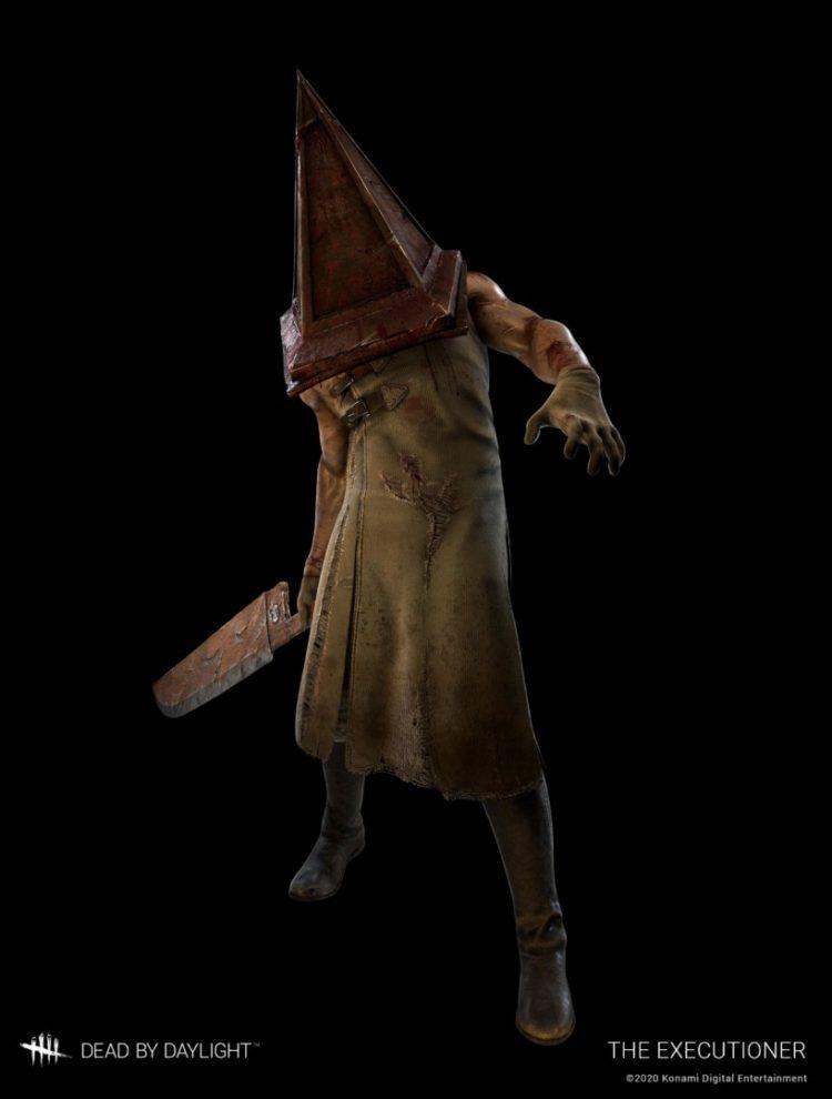 Dead By Daylight Silent Hill Key Art 03