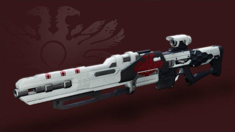 Destiny 2 Legendary Weapon Sunsetting Legendary Item Sunsetting Pinnacle Weapons Revoker