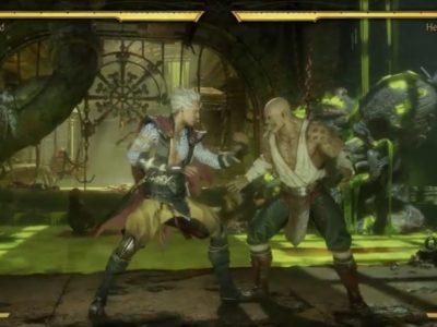 Mortal Kombat 11: Aftermath Fujin armor breakers