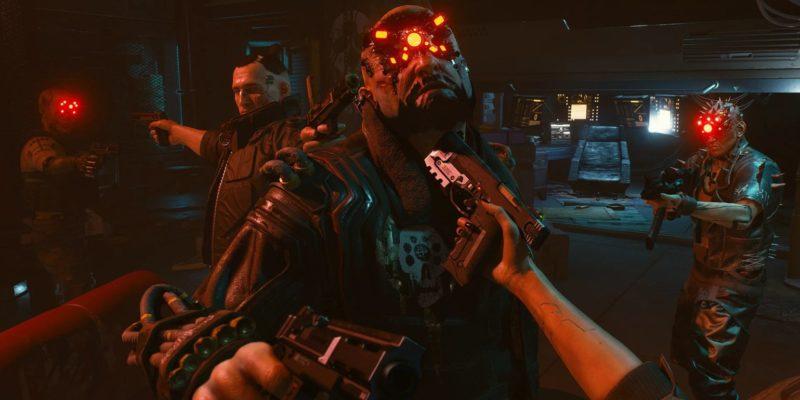 Genital Customization & Wanton Violence Await In Cyberpunk 2077 (2)