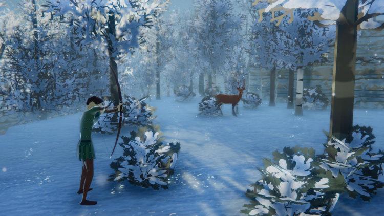 Going Medieval Hunter