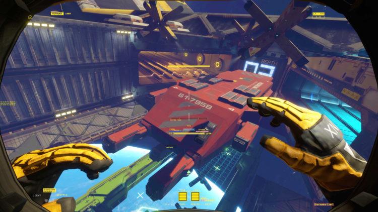 Hardspace Shipbreaker Gameplay