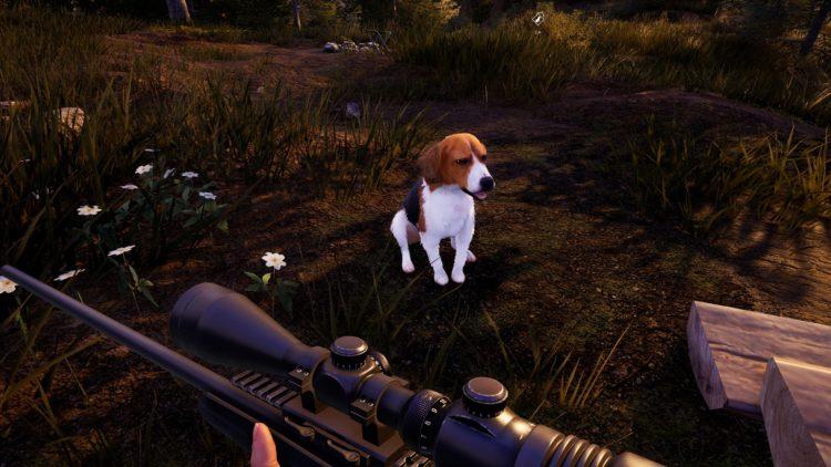 Hunting Simulator 2 Doggo