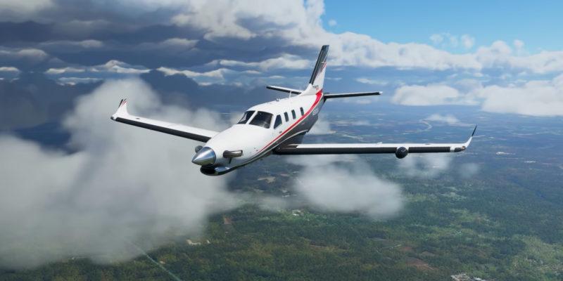 Microsoft Flight Simulator august release date