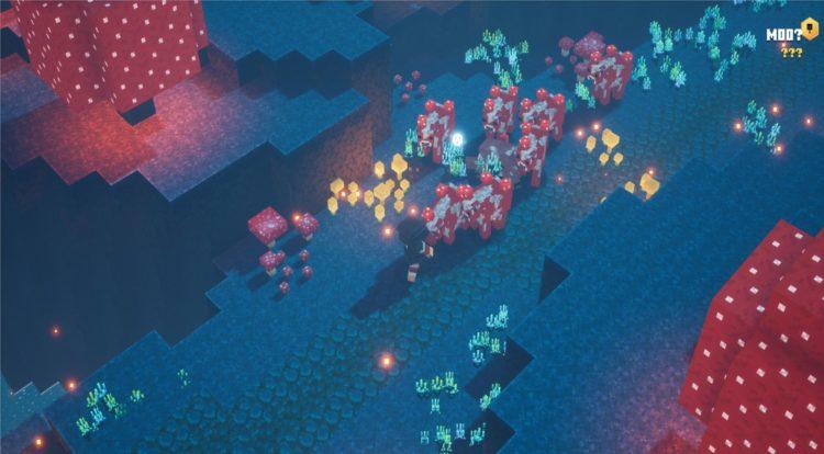 Minecraft Dungeons Secret Cow Level Guide Runes 5