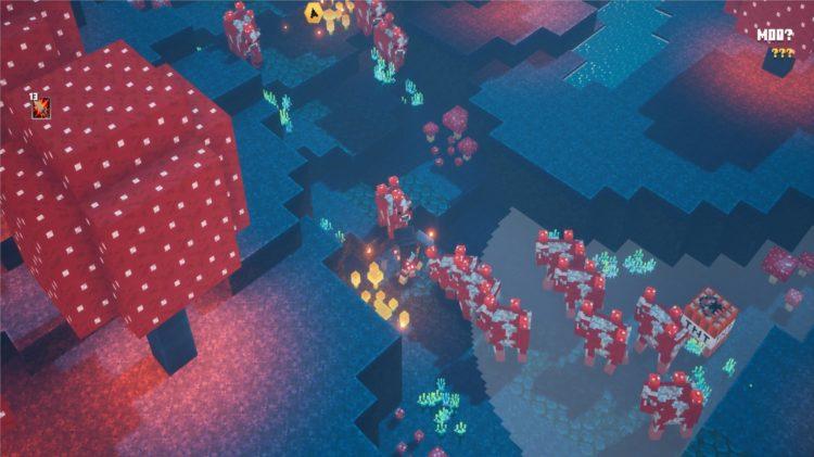 Minecraft Dungeons Secret Cow Level Guide Runes 6