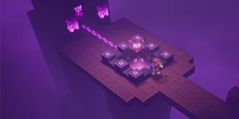 Minecraft Dungeons All Secret Runes Guide Secret Rune Locations Secret Cow Level