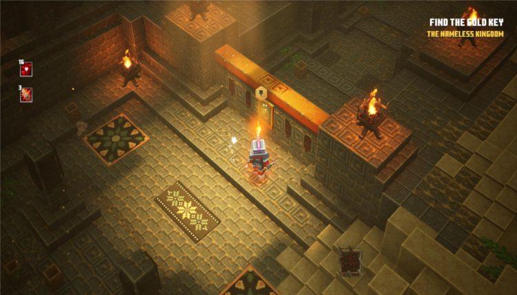 Minecraft Dungeons All Secret Runes Guide Secret Rune Locations Secret Cow Level 1a