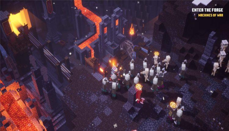 Minecraft Dungeons All Secret Runes Guide Secret Rune Locations Secret Cow Level 2a