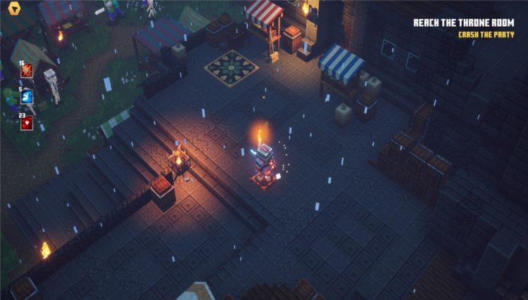 Minecraft Dungeons All Secret Runes Guide Secret Rune Locations Secret Cow Level 3a