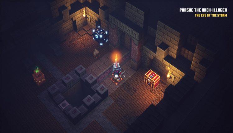Minecraft Dungeons All Secret Runes Guide Secret Rune Locations Secret Cow Level 4c