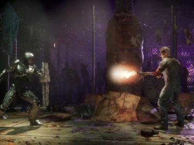 Mortal Kombat 11 Aftermath Official Gameplay Trailer Robocop Terminator