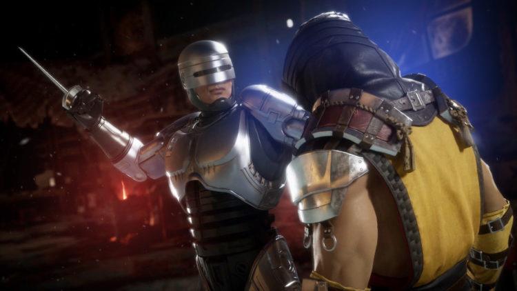 Mortal Kombat 11 Aftermath Expansion Robocop Fujin Sheeva Feat 1