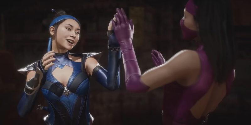 Mortal Kombat 11 Aftermath Official Friendships Trailer Mileena