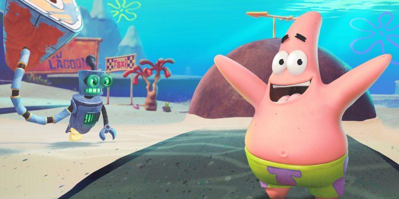 New Spongebob Squarepants Trailer Shows Off Gameplay & Downtown Bikini Bottom (1)