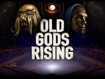 Hayden Duvall Old Gods Rising