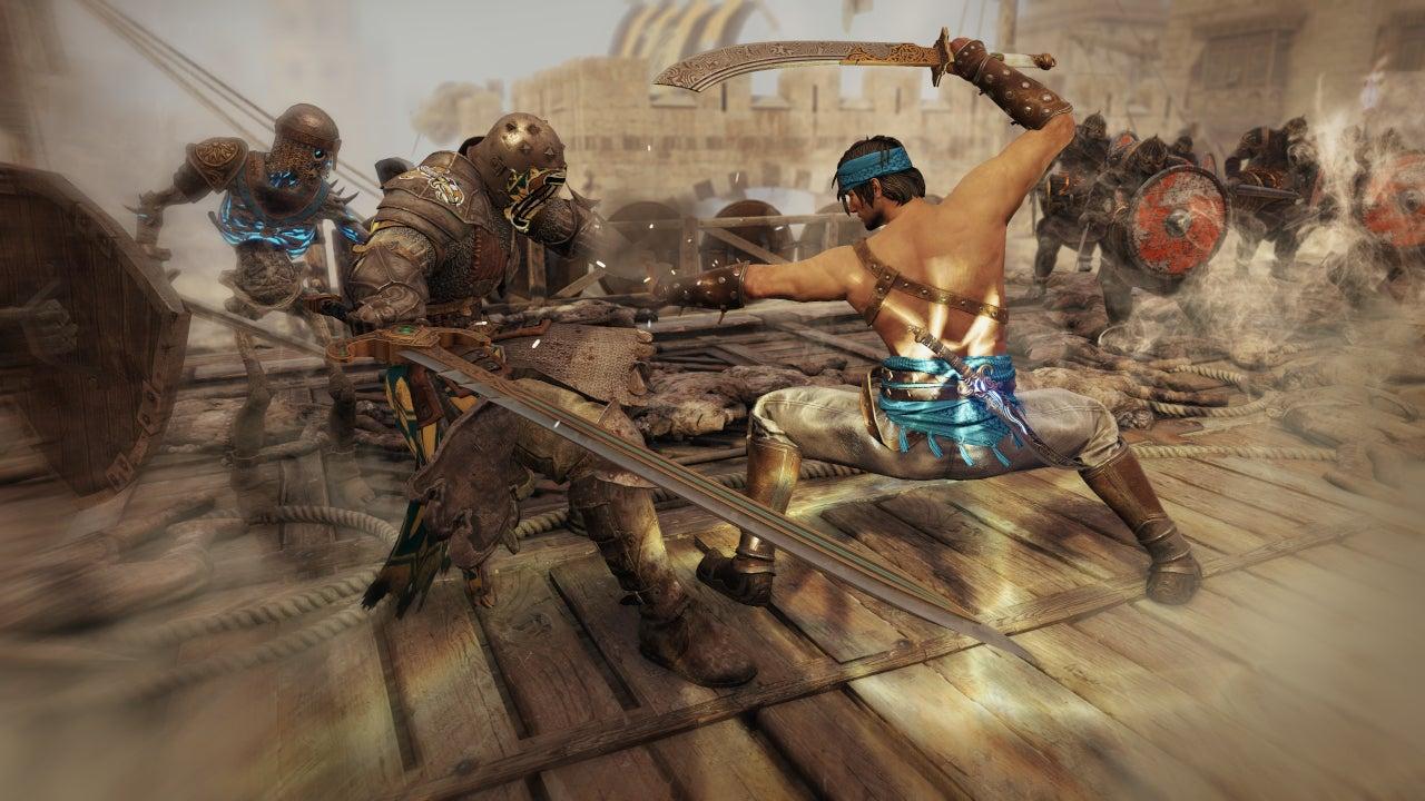 Домен зарегистрирован для Prince of Persia 6, вероятно, не Ubisoft