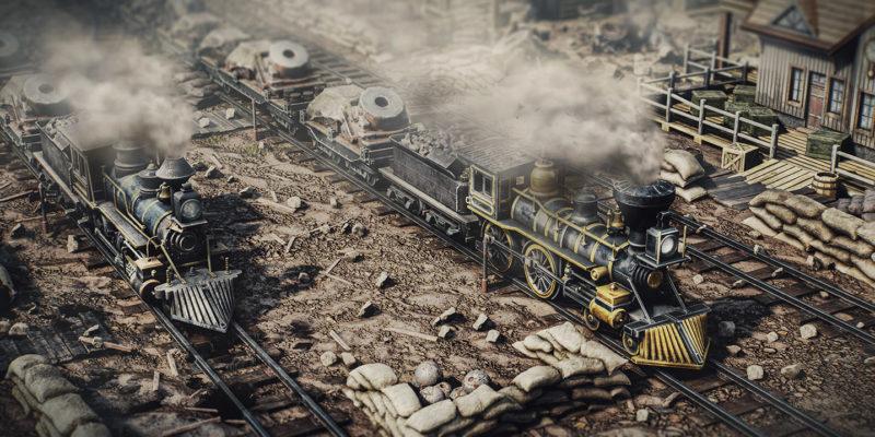 Railroad Corporation Civil War Dlc