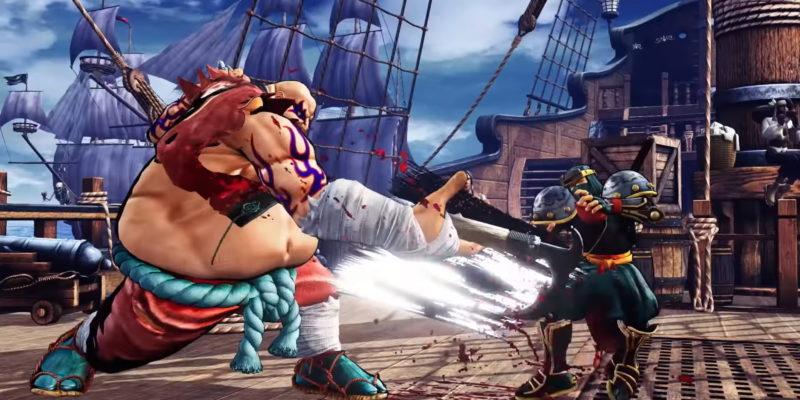 SNK Samurai Shodown Epic Games Store