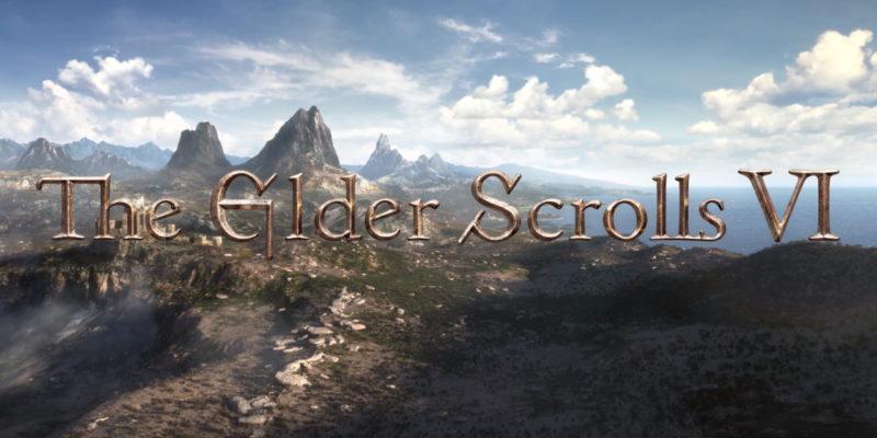 The Elder Scrolls Vi Teaser Trailer Reveal