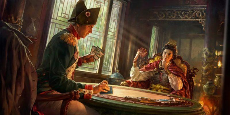 Total War Elysium Ccg Card Game Gameplay Trailer
