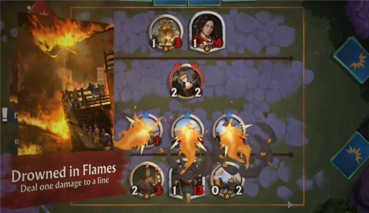 Total War Elysium Ccg Card Game Gameplay Trailer Feat