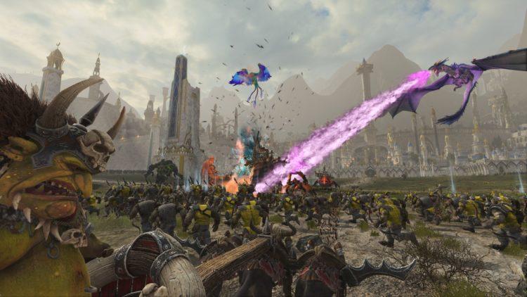 Total War Warhammer Ii Siege Of Tor Yvresse Final Battle Guide Warhammer 2 Grom The Paunch Eltharion The Grim Eltharion 6