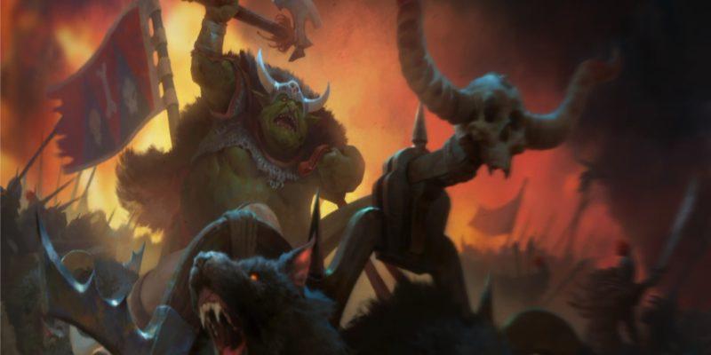Total War Warhammer Ii The Warden & The Paunch Greenskins Overhaul Waaagh Scrap Grom The Paunch