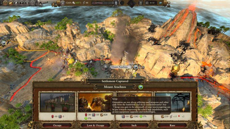Total War Warhammer Ii The Warden & The Paunch Greenskins Overhaul Waaagh Scrap Grom The Paunch 1 Source