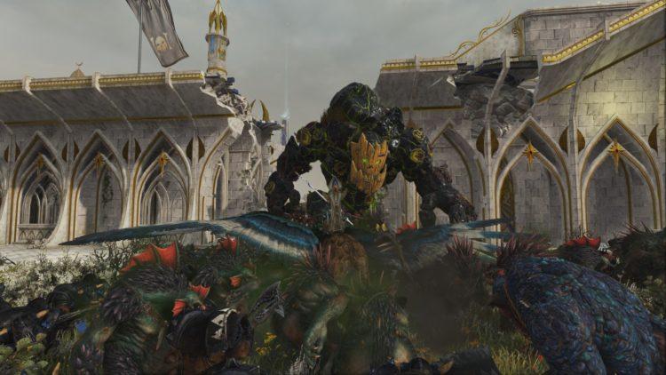 Total War Warhammer Ii The Warden & The Paunch Review Warhammer 2 Warden And Paunch Grom The Paunch Eltharion The Grim Rogue Idol