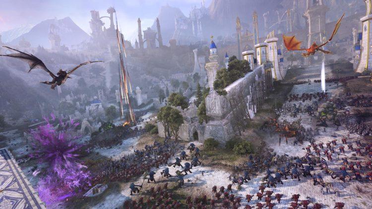 Total War Warhammer Ii The Warden & The Paunch Review Warhammer 2 Warden And Paunch Grom The Paunch Eltharion The Grim Siege Of Yvresse
