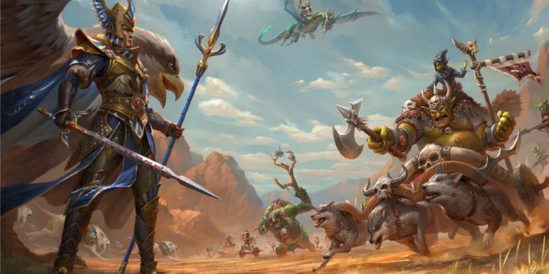 Total War Warhammer Ii Total War Warhammer 2 The Warden & The Paunch Dlc Eltharion The Grim Grom The Paunch