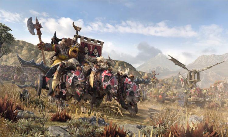 Total War Warhammer Ii Total War Warhammer 2 The Warden & The Paunch Dlc Eltharion The Grim Grom The Paunch Greenskins
