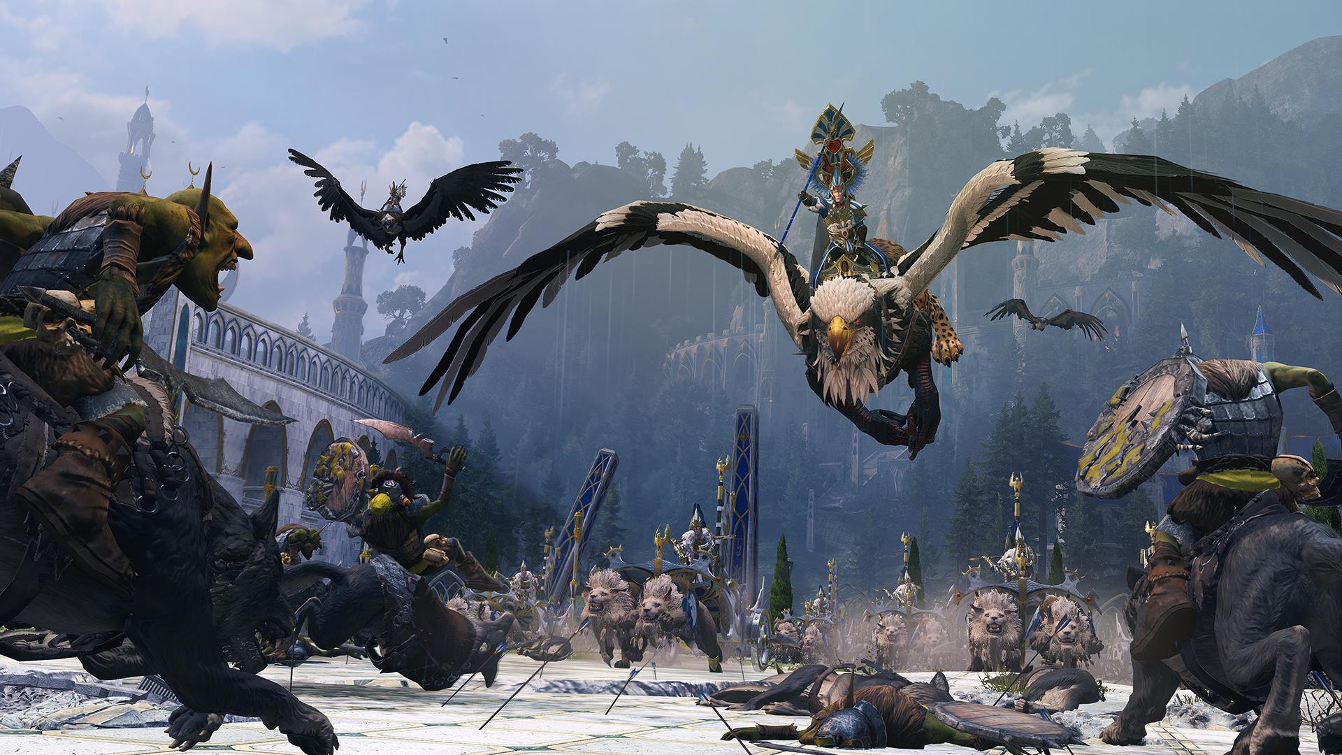 Total War Warhammer Ii Warhammer 2 Eltharion The Grim Unique Items Quest Battles Guide Fangsword Of Eltharion Talisman Of Hoeth