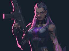 Riot Games Valorant Agent Reyna
