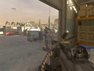 Call Of Duty Warzone Bruen Mk9