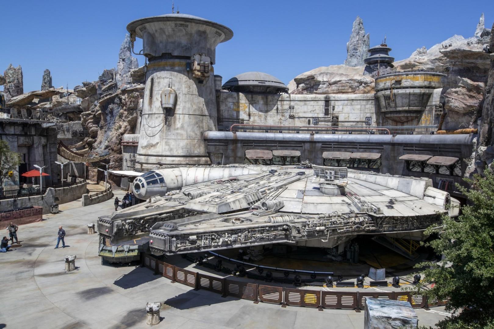 Star Wars ILMxLAB Tales from the Galaxys Edge VR