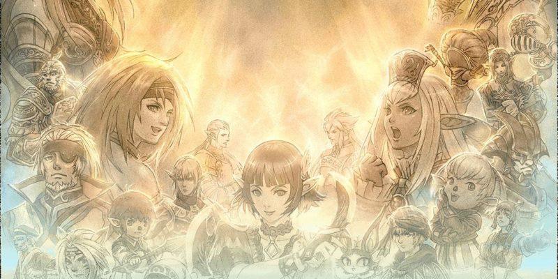 Final Fantasy XIV The Maidens Rhapsody