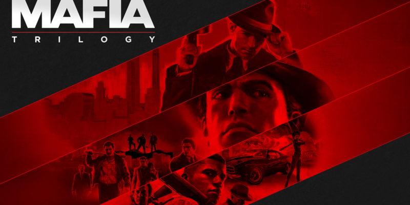 Mafia Trilogy Ii Iii Remaster Remake 2k Definitive Edition