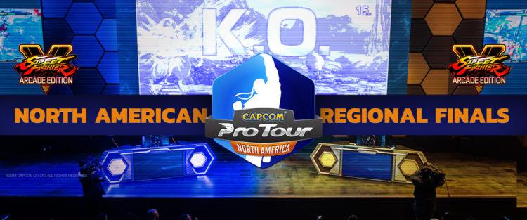 Capcom Pro Tour North America Regional Final 2019