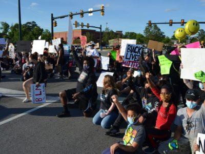 Black Lives Matter protest developer developers publisher donations