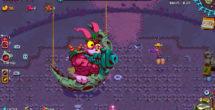 Atomicrops review PC Bird Bath Games Raw Fury