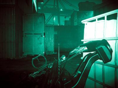 Call Of Duty Modern Warfare Crossbow Realism