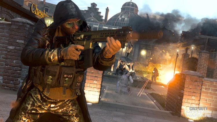 Call Of Duty Warzone Season 4 Cheshire infinity ward activision